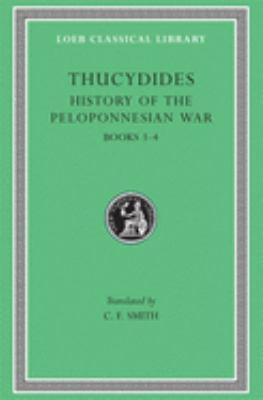 History of the Peloponnesian War, Volume II: Books 3-4 9780674991217
