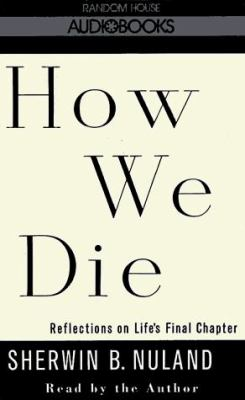 How We Die 9780679437192