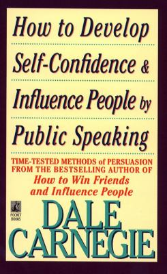 How to Develop Self-Confidence and Influence People 9780671746070