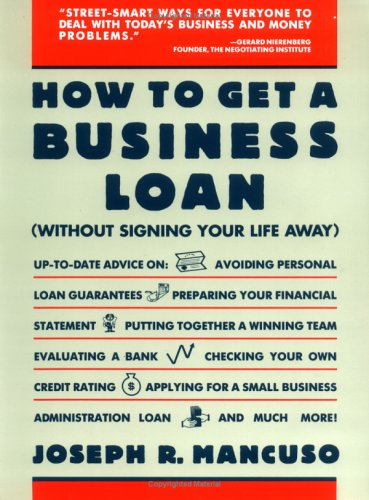 How to Get a Business Loan 9780671763459