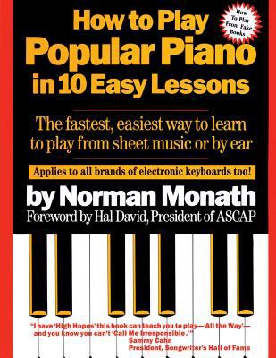 How to Play Popular Piano in 10 Easy Lessons 9780671530679