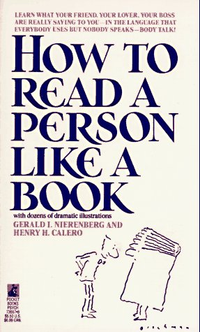 How to Read a Person Like a Book 9780671735579