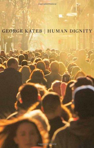 Human Dignity 9780674048379