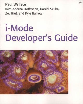I-Mode Developer's Guide 9780672321887