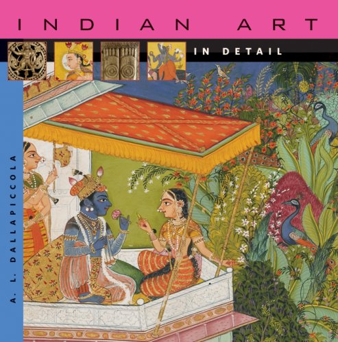 Indian Art in Detail 9780674026919