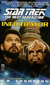 Infiltrator: Star Trek: Next Generation #42 2428008