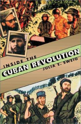 Inside the Cuban Revolution: Fidel Castro and the Urban Underground 9780674008489