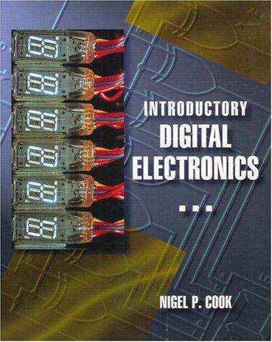 Introductory Digital Electronics - Cook, Nigel P.