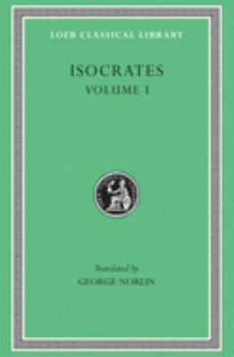 Isocrates Volume I#209 9780674992313