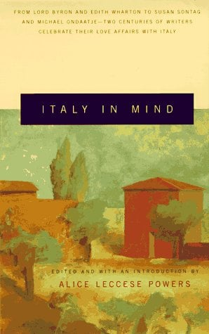 Italy in Mind: An Anthology 9780679770237