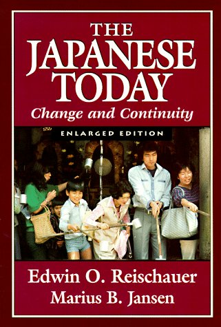 Japanese Today: Change and Continuity, Enlarged Edition 9780674471849