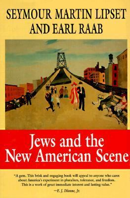 Jews and the New American Scene 9780674474932
