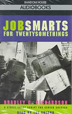 Jobsmarts for Twenty-Somethings 9780679435310