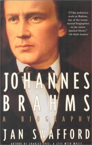 Johannes Brahms: A Biography 9780679745822