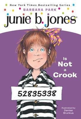Junie B. Jones Is Not a Crook 9780679883425