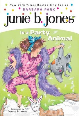 Junie B. Jones Is a Party Animal 9780679886631