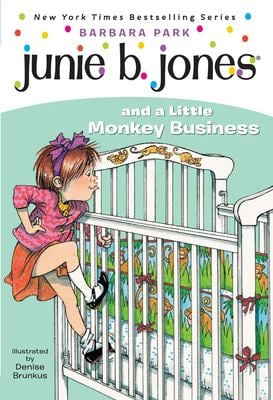 Junie B. Jones and a Little Monkey Business 9780679838869