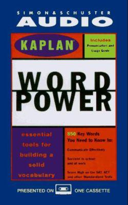 Kaplan Word Power: Vocabulary Building for Success 9780671576493
