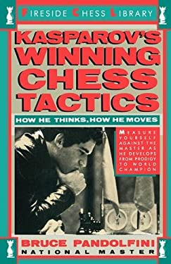 Kasprov's Winning Chess Tactics 9780671619855