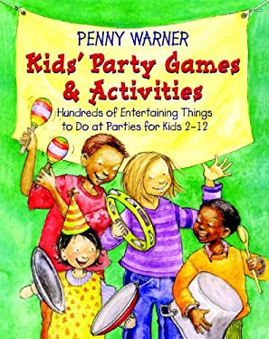 Kids Party Games and Activities 9780671867799