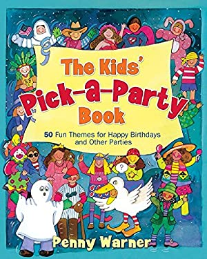 Kids Pick a Party Book 9780671579661