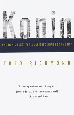 Konin: One Man's Quest for a Vanished Jewish Community 9780679758235