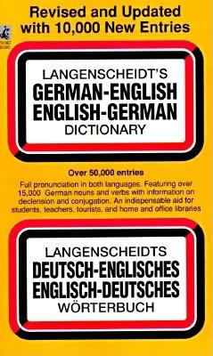 Langenschdidts Deutsch-Englisches Englisch-Deutsches Worterbach