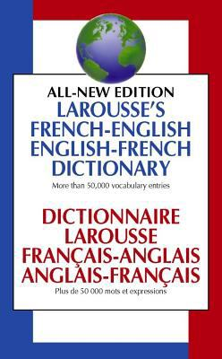 Larousse's French-English, English-French Dictionary: Dictionnaire Larousse Francais-Anglais, Anglais-Francais 9780671534073
