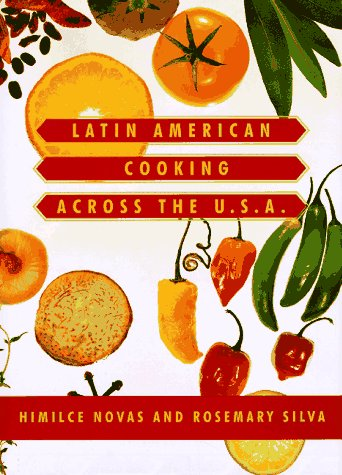 Latin American Cooking Across the U.S.A. 9780679444084