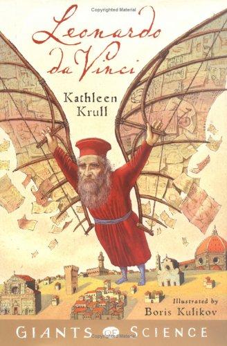 Leonardo Da Vinci : Giants of Science #1