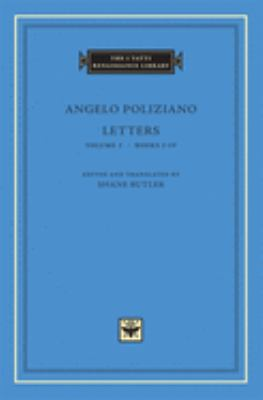 Letters, Volume 1: Books I-IV 9780674021969