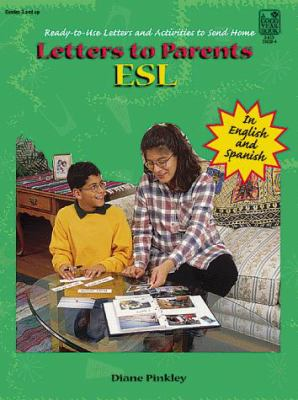 Letters to Parents-ESL 9780673592323