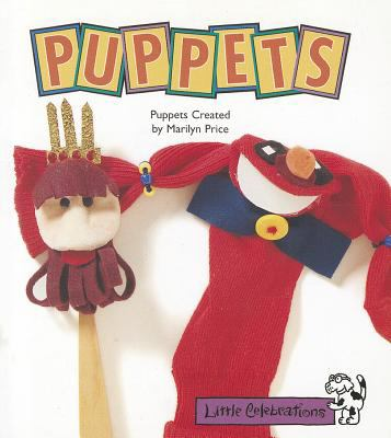 Little Celebrations, Puppet, Single Copy, Fluency, Stage 3a