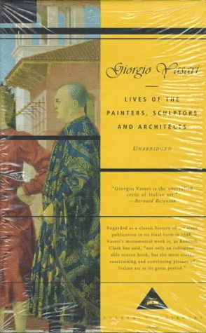 Lives of the Painters, Sculptors and Architects 9780679451013