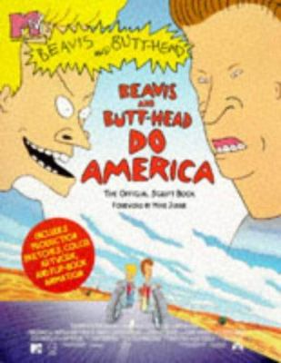 mtvs beavis and butthead do america by mike judge