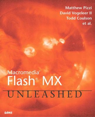 Macromedia Flash MX Unleashed 9780672324017