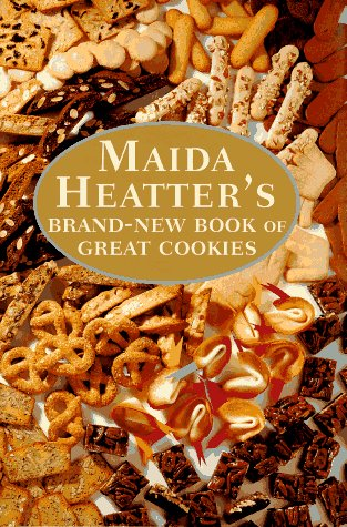 Maida Heater's Brand-New Book of Great Cookies 9780679438748