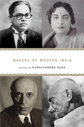 Makers of Modern India 9780674052468