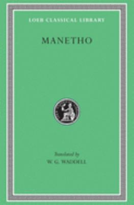 Manetho: History of Egypt and Other Works