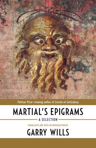 Martial's Epigrams: A Selection 9780670020393