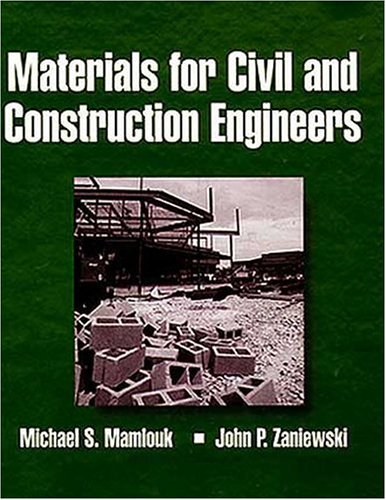 Materials for Civil and Construction Engineers 9780673981875