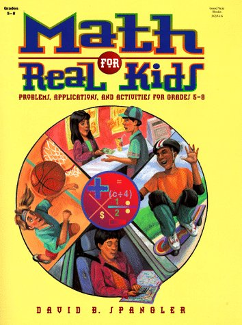 Math for Real Kids 9780673363541