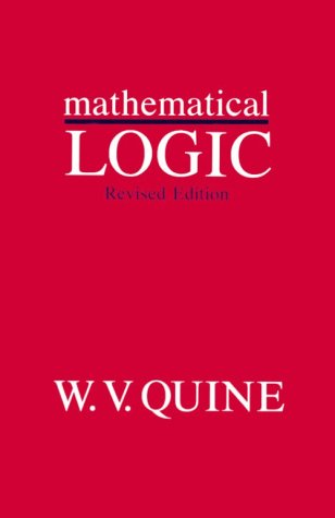 Mathematical Logic, Revised Edition (Revised) 9780674554511