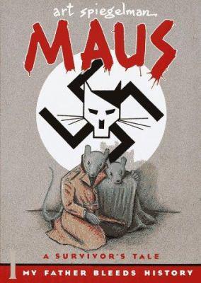 Maus Bxd Set-2 Vols. 9780679410386