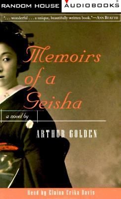 Memoirs of a Geisha 9780679460756