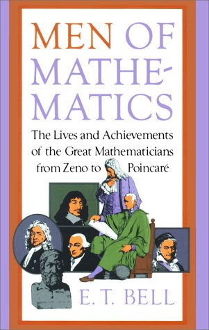 Men of Mathematics 9780671628185