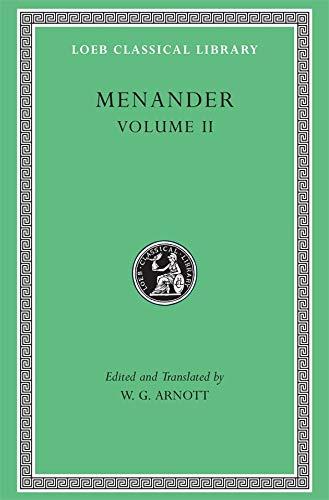 Menander 9780674995062