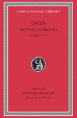 Ovid 4 Metamorphoses, Volume II: Books 9-15 9780674990470