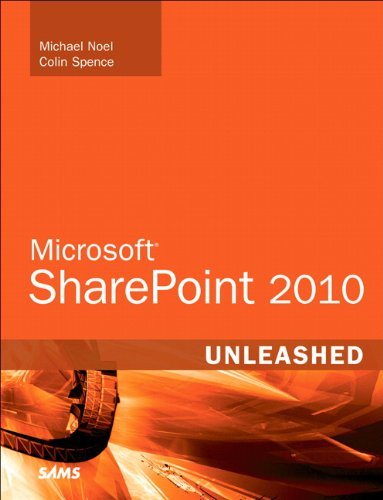 Microsoft SharePoint 2010 Unleashed 9780672333255