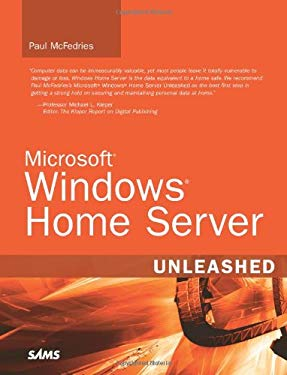 Microsoft Windows Home Server Unleashed 9780672329630